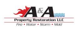 A & A Property Restoration Llc Logo