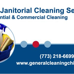 Choice Janitorial and Maid Services Logo