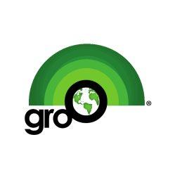 GroOrganic Gardens Logo