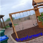 Transformers Landscaping Cover Photo