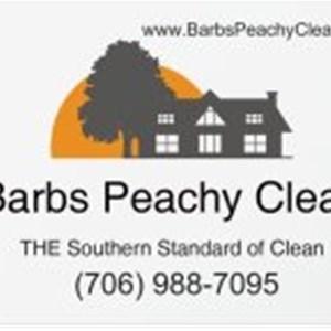Barbs Peachy Clean Logo