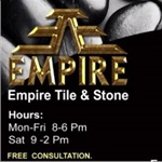 Empire Tile & Stone, LLC Logo