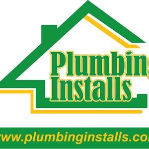 Plumbing Installs Logo