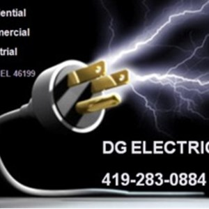 Dg Electric Logo