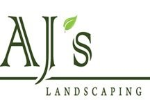 AJs Landscaping Logo