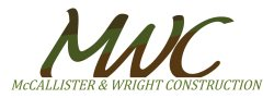 Mccallister & Wright Construction, LLC Logo