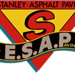 E Stanley Asphalt  Paving Logo