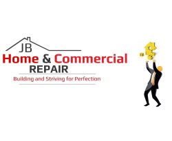 JB Home & Commercial Repair Logo
