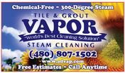 AAA Tile & Grout Steam Cleaning Logo