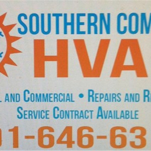 Southern Comfort Hvac Logo
