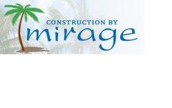Construction by Mirage Logo