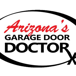 Arizonas Garage Door Doctor Logo
