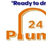 Emergency Plumbers Contractors Logo