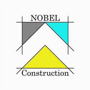 Nobel Construction Logo