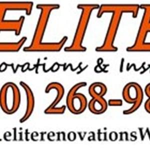 Elite Renovations & Installs LLC Logo