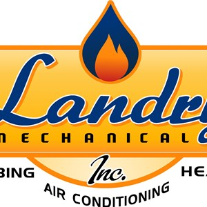 Landry Mechanical Inc Plumbing & HVAC Logo
