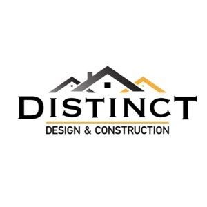 Distinct Design & Construction Logo