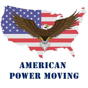 American Power Moving Logo