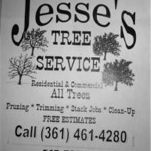 Jesses Tree Service Logo