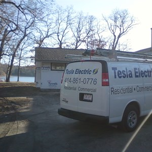 Tesla Electric Logo