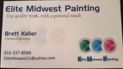 Elite Midwest Painting Logo