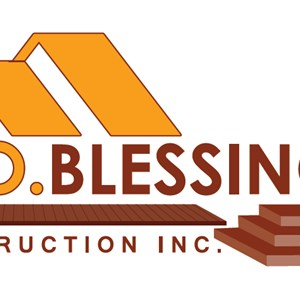 G. O. Blessing Construction Inc. Logo