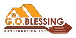 G. O. Blessing Construction Inc. Logo