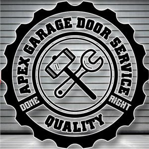 Apex Garage Door Services Logo