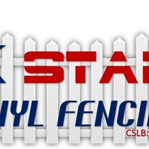 K Star Vinyl Fencing Logo