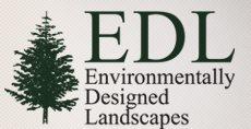 Environmentally Designed Landscapes Logo