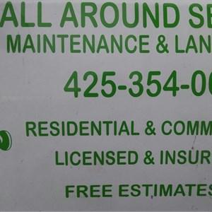 All Around Services Logo