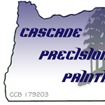 Cascade Precision Painting Cover Photo