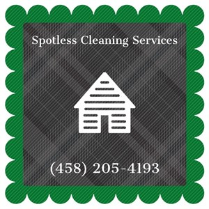 Spotless Cleaning Services Logo