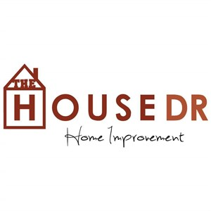 The House DR Home Improvement Logo