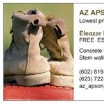 Apson PRO Concrete Work Logo
