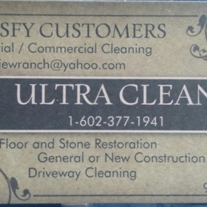 Ultra Wash Cleaning And Floor Restoration Cover Photo