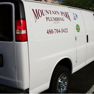 Mountain Park Plumbing, Inc. Logo