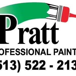 Pratt Professional Painting Logo