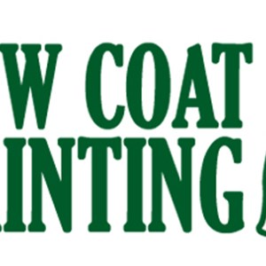 New Coat Painting Logo