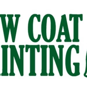New Coat Painting Logo