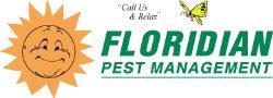 Floridian Pest Management Logo
