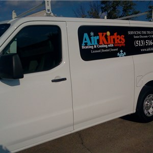 Air Kirk Services Llc Logo
