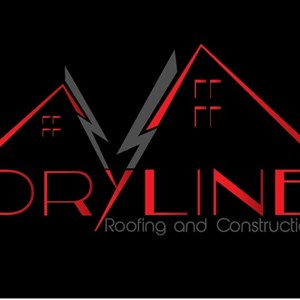 Dryline Roofing & Construction Logo