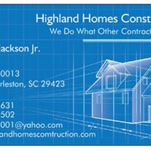 Highland Homes Construction Cover Photo