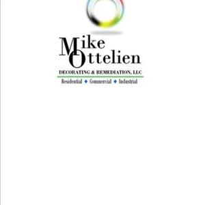 Mike Ottelien Decorating & Remediation LLC Logo
