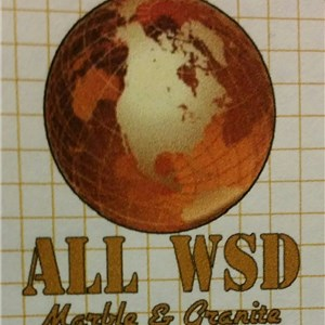 All World Stone & Design LLC Logo