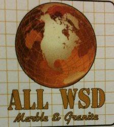 All World Stone & Design LLC Logo