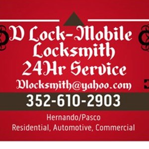 D Lock-Mobile Logo