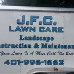 J.f.c Lawn Care Logo