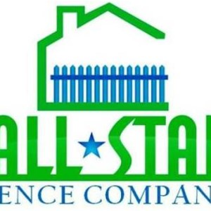All Star Fence Company Logo